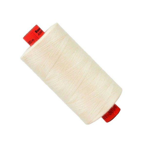 Rasant 120 Thread Sewing /& Quilting Thread Colour 3000 IVORY 1000m