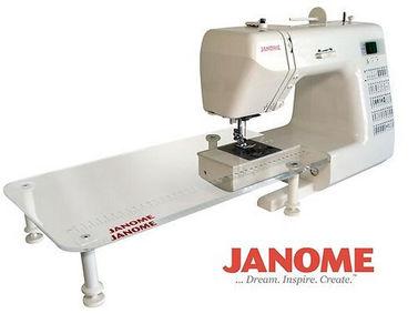 Janome Extension Table (491 701 091) fits MC5200, MC3500, DC2200, DC4030, DC3050 & More