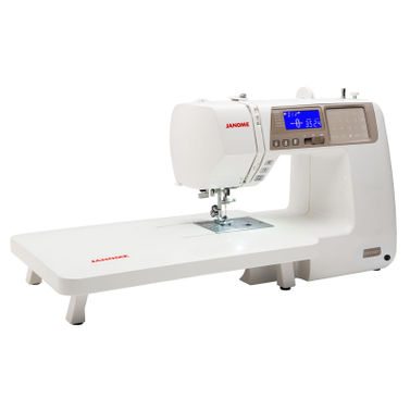 Janome 5300QDC Computerised Sewing Machine - Best Value for Quilters