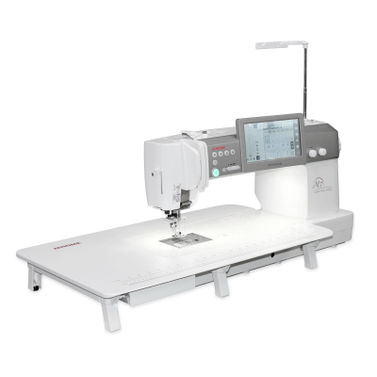 Janome CM7P Continental M7 Professional Quilting Sewing Machine - 9mm with AcuFeed