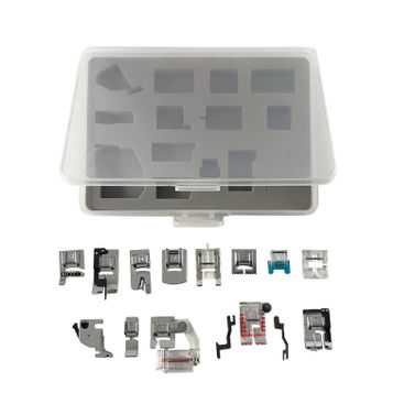 The Ultimate 9mm Sewing Machine Foot Set (for High Shank 9mm machines)