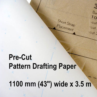 Patternmaking Paper Dot and Cross - single pack