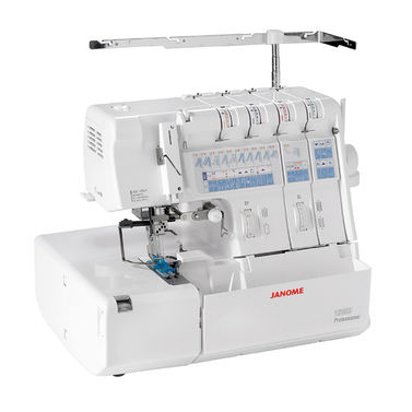 Janome 1200D Professional Overlocker Coverstitch Combo Machine - Best for Knits