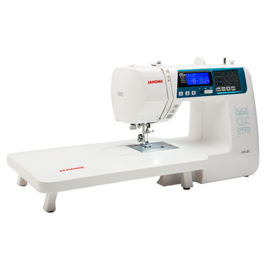Janome 4300QDC Computerised Sewing Machine - Best Value for Quilters