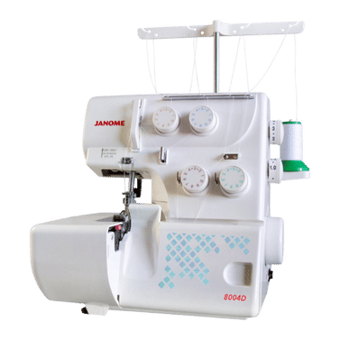 Janome 8004D MyLock Overlocker - Most Budget Friendly