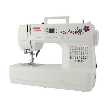 Janome DC1030 Basic Computerised Sewing Machine - Best for Budget