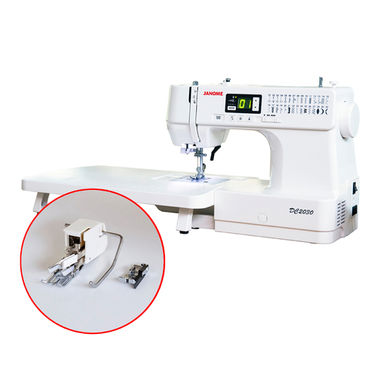 Janome DC2030 Basic Computerised Sewing Machine - Budget for Quilters