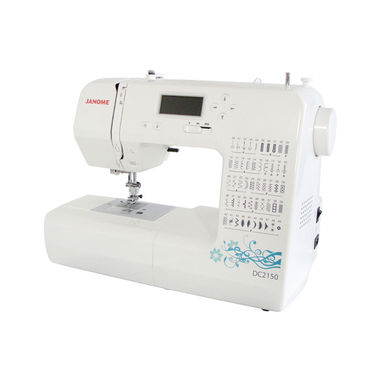 Janome DC2150 Basic Computerised Sewing Machine - Best for Beginners