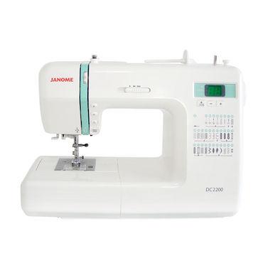 Janome DC2200 Computerised Sewing Machine
