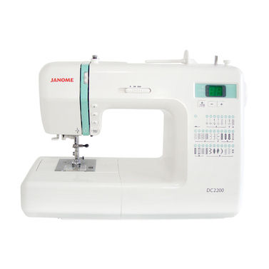 Janome DC2200 Computerised Sewing Machine - User Friendly + Reliable