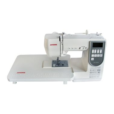 Janome DC6050 Computerised Sewing Machine - Quilting for Beginners