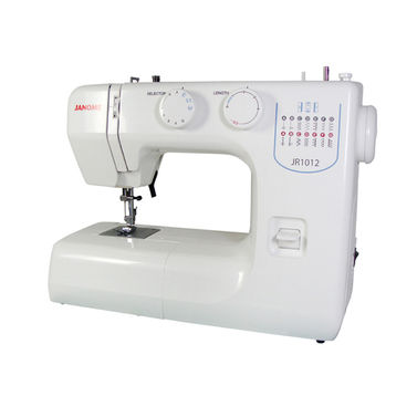 Janome JR1012 Basic Mechanical Sewing Machine - Best for Budget