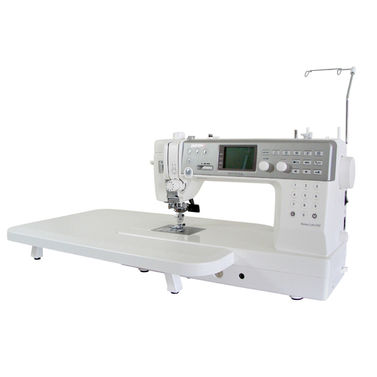 Janome Memory Craft MC6700P Semi-Industrial Sewing Machine - Best for Quilting Pro