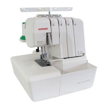 Janome MyLock 644D Overlocker - Realiable + Most User-Friendly