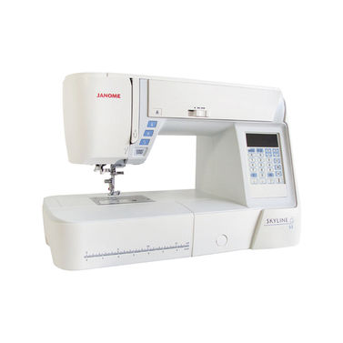 Janome Skyline S3 - Best Value Sewing Machine for Quilting