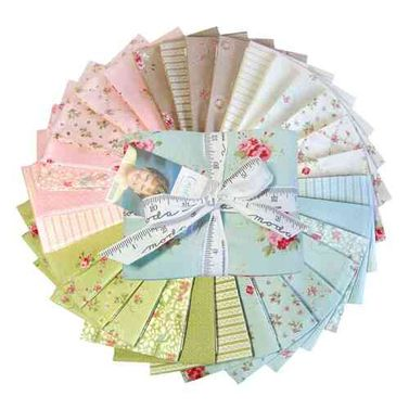 Moda Caroline by Brenda Riddle - Fat Quarter Bundle