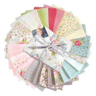 Moda Amberley by Brenda Riddle - Fat Quarter Bundle