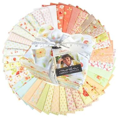 Moda Chantilly by Fig Tree and Co - Fat Quarter Bundle