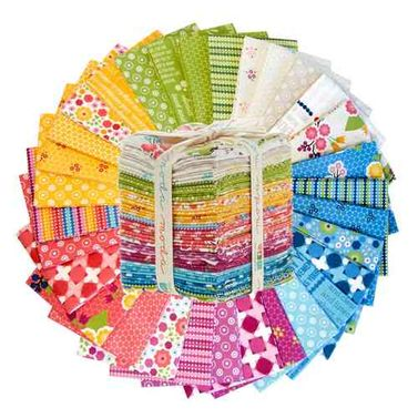 Moda Meadowbloom by April Rosenthal - Fat Quarter Bundle