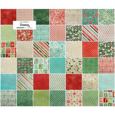 Moda Evergreen by Basic Grey - Charm Pack