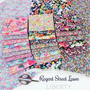Moda Regent Street Lawn 2019 - Layer Cake (Tana Lawn in Liberty prints)