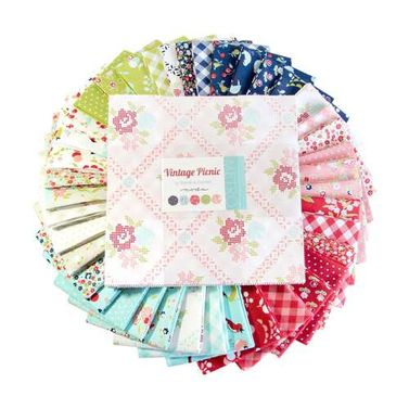 Moda Vintage Picnic by Bonnie and Camille - Layer Cake