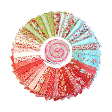 Moda Little Ruby by Bonnie and Camille - Jelly Roll