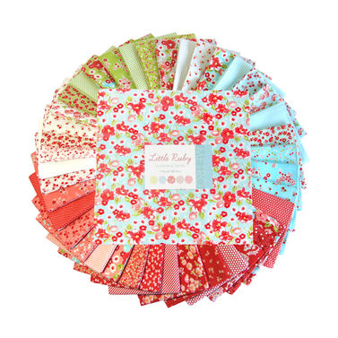 Moda Little Ruby by Bonnie and Camille - Layer Cake