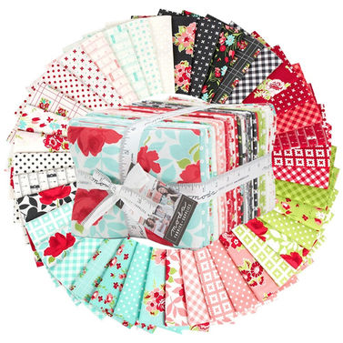 Moda Little Snippets by Bonnie and Camille - Fat Quarter Bundle