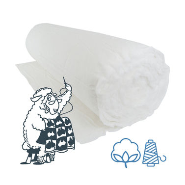Matilda's Own Cotton Poly Batting - Whole Roll 30m