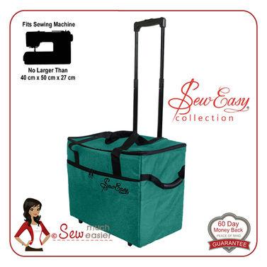 Sew Easy Trolley Bag Medium - Teal