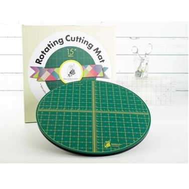 Self-Healing Cutting Mat 15 inch Rotating by Matilda's Own
