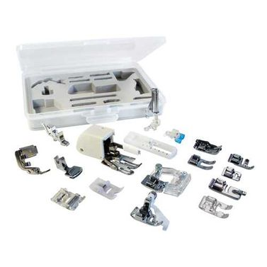 Ultimate Sewing Machine Foot Set (Universal for Low Shank 7mm machines)