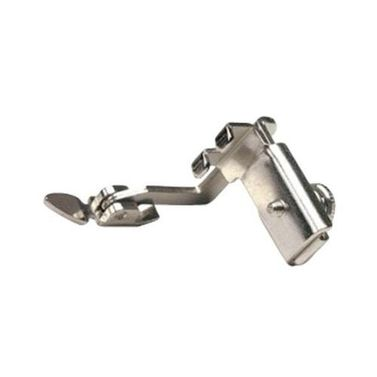 Adjustable Zipper Foot - Good for Invisible Zips & Piping (for High Shank 7mm machines)