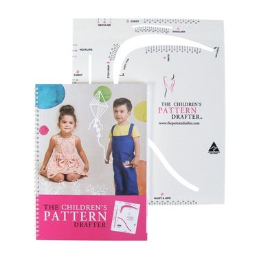 The Pattern Drafter for Children - Make Patterns for Boys & Girls (6mths to age 16)