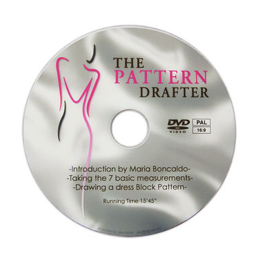 The Pattern Drafter - Instructional DVD
