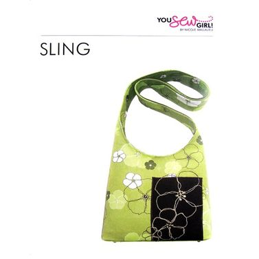 Sling Bag Pattern by You Sew Girl