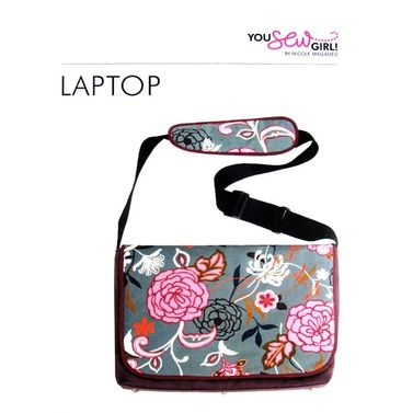 Laptop Bag Patterns by You Sew Girl
